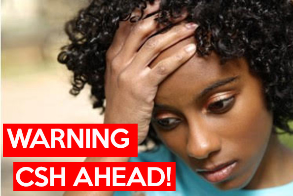 Financial Health Warning CSH
