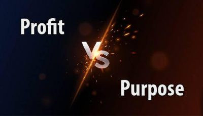 Is Your Purpose Tied to Your Profit?